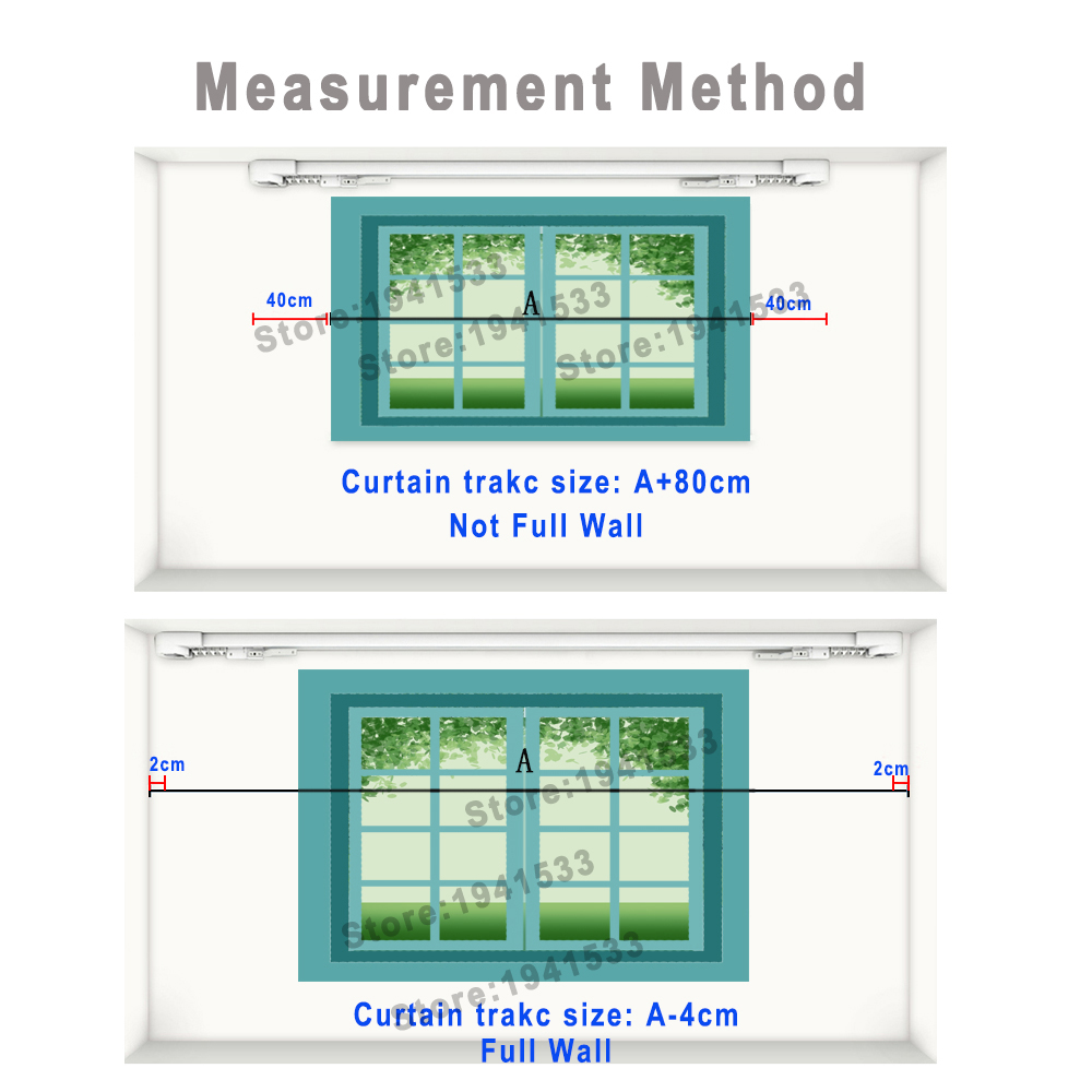 AqaraAqara B1 Motor curtain track Electric Smart Curtain Rails Control System Customize for AqaraAqara B1 Smart curtain Motor (3)