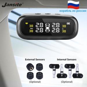 Jansite TPMS Car Tire Pressure