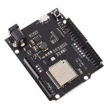 For Wemos D1 ESP32 ESP-32 WiFi Bluetooth 4MB Flash UNO D1 R32 Board Module CH340 CH340G Development Board For Android(China)