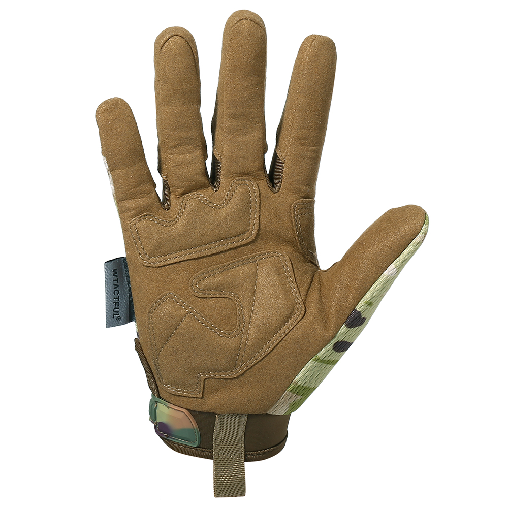 H0f85a01f72214337b9a5ede98757d5443 - Tactical Military Gloves Army Paintball Shooting Airsoft Combat Bicycle Rubber Protective Anti-Skid Full Finger Glove Men Women