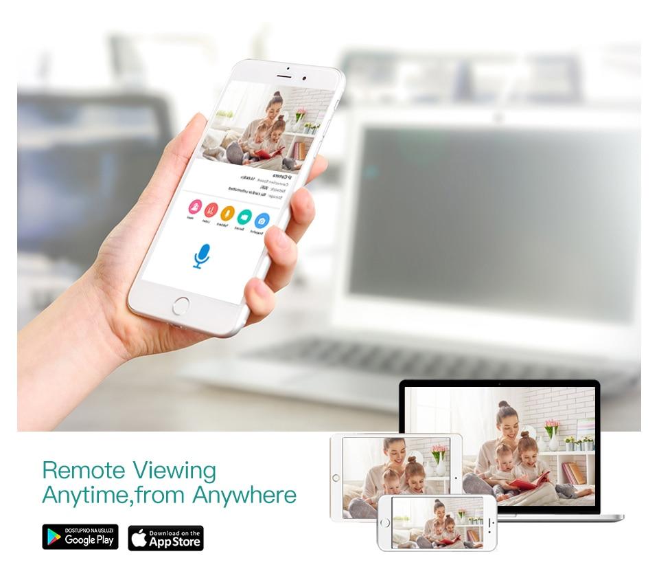 H0f85abf8e34341b580a8f888194ebb72q Vstarcam 1080P 2MP Dome Mini IP Camera G43S Wireless Wifi Security Camera PTZ Cam IR Night Home Surveillance Camera Baby Monitor
