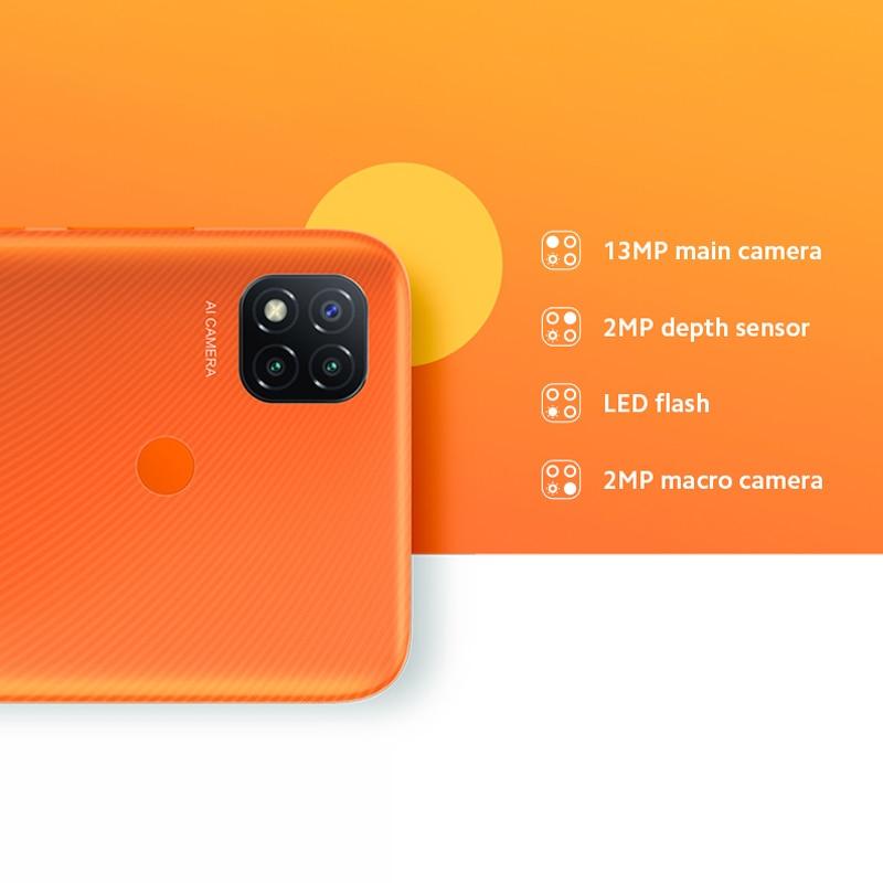 Global Version Xiaomi Redmi 9C Mobile Phone  4