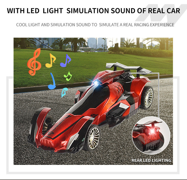 2020 New 2.4G Intelligent Speech RC Car Voice Watch Remote Control Off-road Racing Car High Speed Drift Vehicle Toy Gift for Boy 5