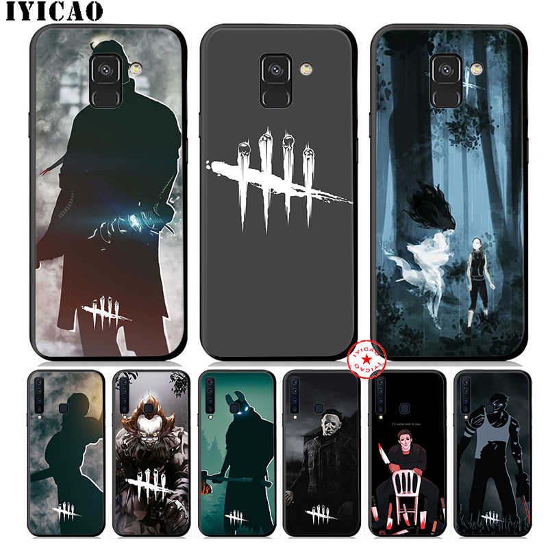 IYICAO Dead By Daylight Soft Phone Case for Samsung Galaxy A9 A8 A7 J6 A6 Plus 2018 A5 A3 2016 2017 Silicone Cover