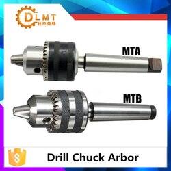 """1pc 5/8 """"Precision MT1 MT2 Shank uchwyt wiertarski 1 10MM 0.5 13mm 3 16mm 1 16mm Heavy Duty Taper Arbor narzędzie do frezowania w Uchwyty na narzędzia od Narzędzia na"""