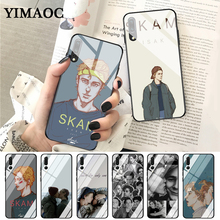 YIMAOC Norwegian tv SKAM Luxury Coque Glass Case for Huawei P10 lite P20 Pro P30 P Smart honor 7A 8X 9 10 Y6 Mate 20