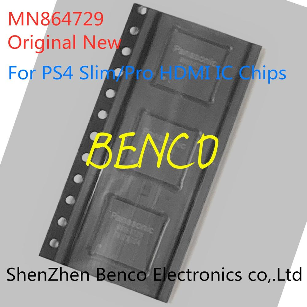 5 pieces For Sony PlayStation <font><b>PS</b></font> 4 1200 <font><b>HDMI</b></font> IC for PS4 Slim Pro MN864729 <font><b>HDMI</b></font> Chip image