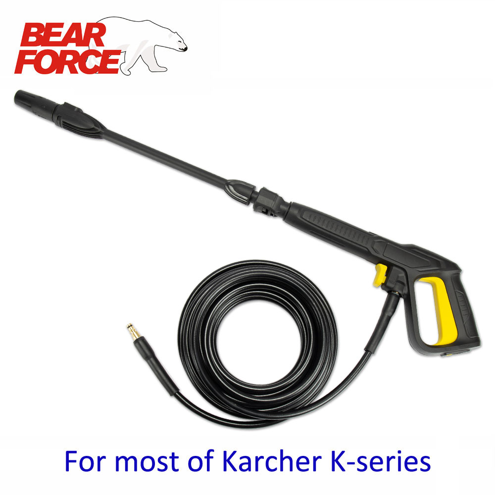 Pressure Washer Gun Hose Kit Car Washer Water Spray Gun Hose For Karcher K2 K3 K4 K5 K6 K7 High Pressure Washer Gun Lance Nozzle