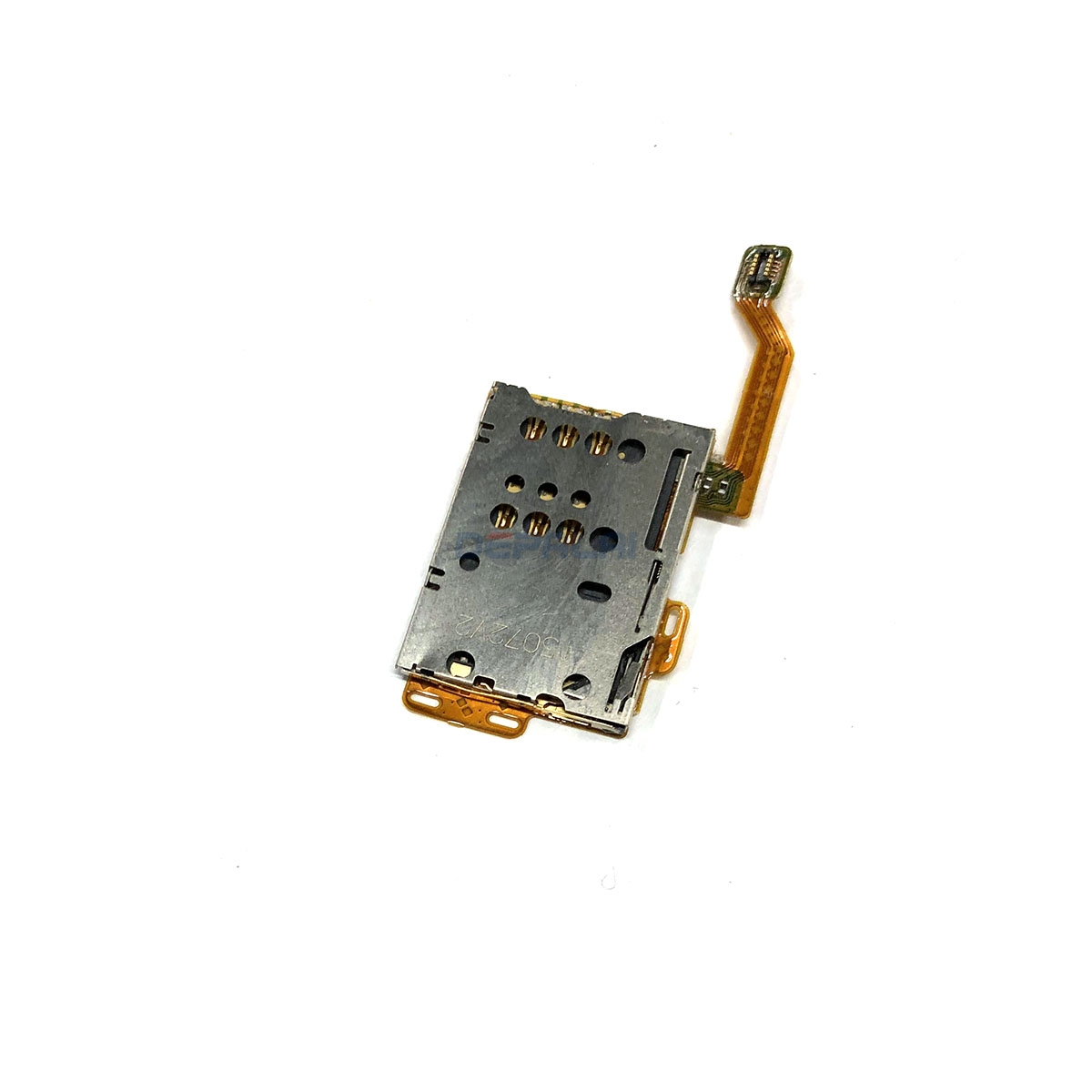 Sim Card Slot Tray Reader Holder Socket With Flex Cable Replacement Parts For Nokia  C7 C7-00