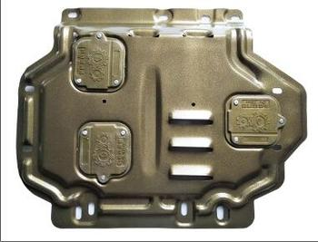 Применяется только для 2008-2018 honda fit (Jazz) шасси двигателя Нижняя защита подходит (Jazz) защита двигателя защита шасси Броня
