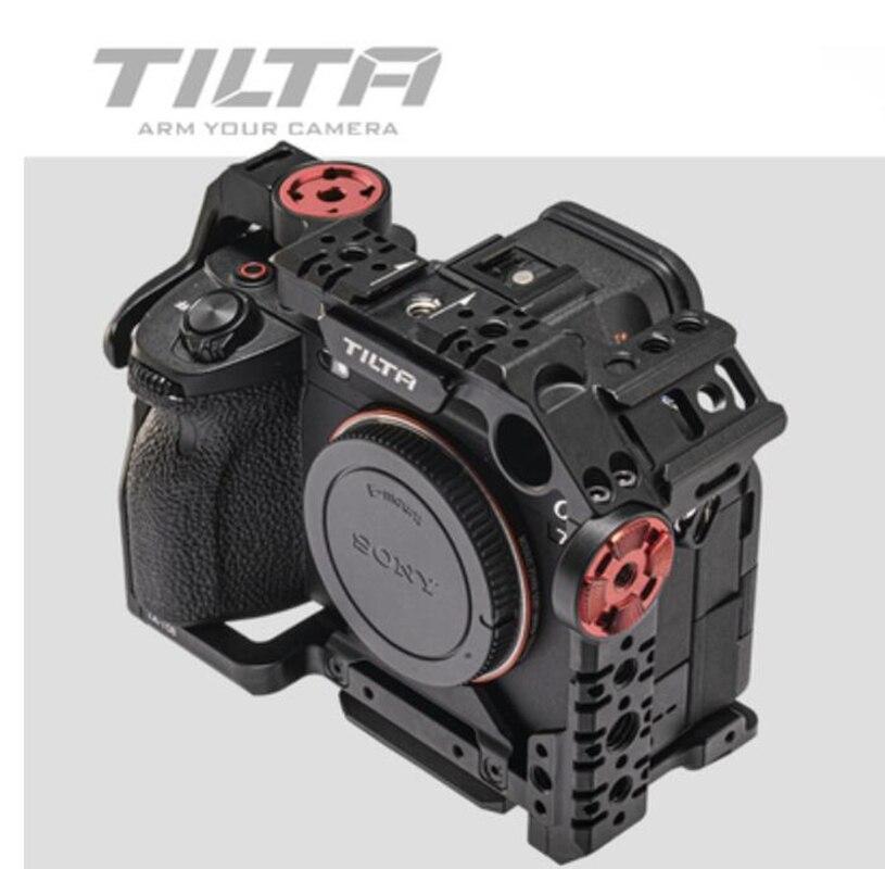 Tilta TA-T18 для Sony A7sIII A7S3 полный клетка/половина клеткой Basic легкий профессиональный Камера клетка Tiltaing
