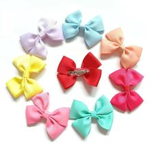 1PCS ribbon bowknot Brooches  Manual Bow Brooch pin Women Clothing ties Accessories broche College Cloth Art girl pins Ornament