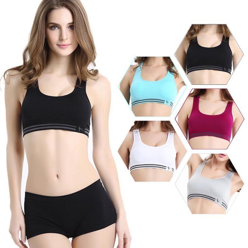 Women Sports Bra High Stretch Breathable for Running And Yoga