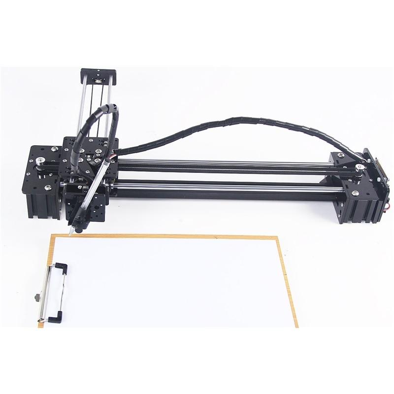 Mehrere steuert drawbot stift zeichnung roboter maschine schriftzug corexy XY-plotter roboter zeichnung schreiben CNC V3 schild
