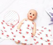 Мягкие удобные одеяла для новорожденных детские сна кондиционер