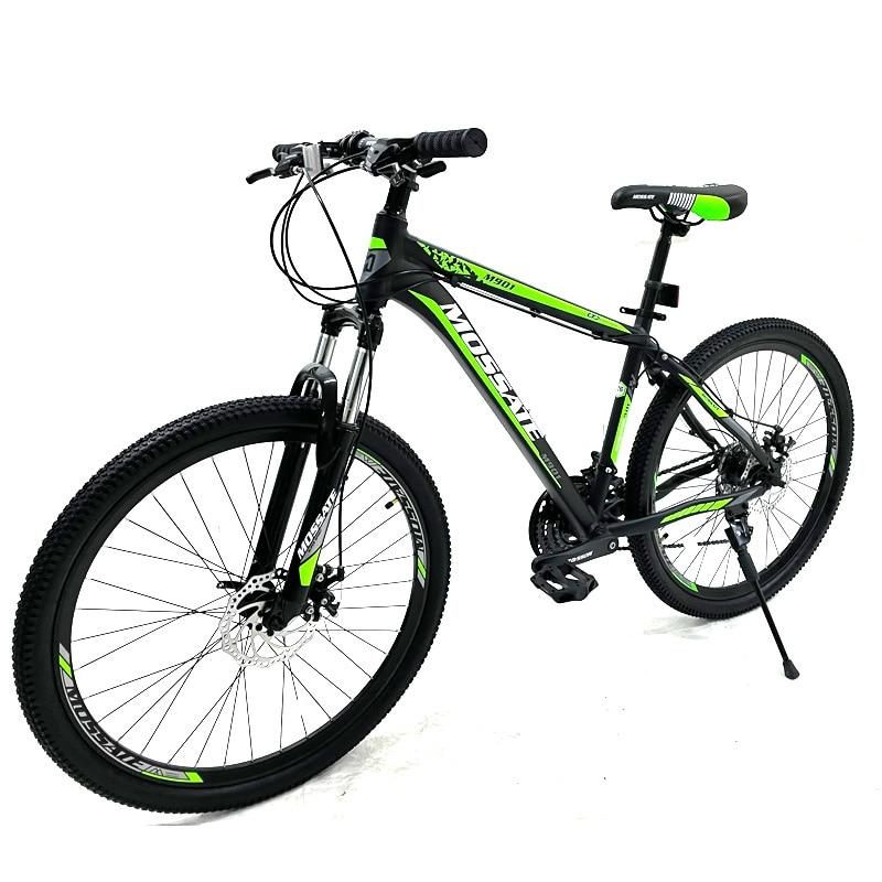 НОВЫЙ 26-дюймовый велосипед для взрослых, 21 скорость, горный велосипед, алюминиевая рама, горный велосипед, мужской велосипед, городской вело...