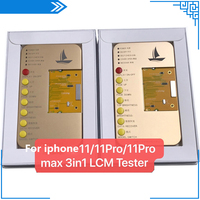 LCD display Digitizer Touch screen panel Tester test board for iphone 11 11Pro 11ProMax LCD Screen Tester Box
