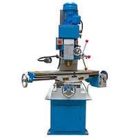 Fraiseuse verticale en métal ZX50C petite vitesse d'entraînement de forage et fraiseuse 220 V/380 V 40 ~ 1400 tr/min (900x240mm) établi