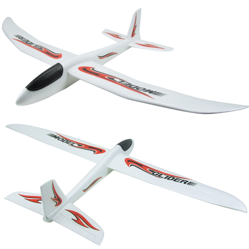 Brand New Aircraft Toy 99cm Throwing Glider Inertia Plane Foam Hand Launch Airplane Outdoor Sports Toy For Kids