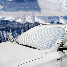 Car Sun Block block Snow Insulation Sunscreen Board Exterior Front Windshield Visor Sunshade Four Seasons Universa