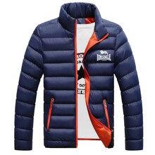 Men Lonsdale Casual Wear Zipper Fashion Tide Jacquard Hoodies Fleece S