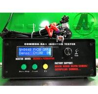 FOR BOSCH DENSO DELPHI SIMENS PIEZO common rail injector tester repair tool AM CRi700