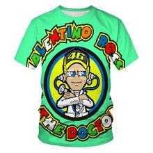 Verão roupas masculinas e infantis super legal dos desenhos animados japoneses anime solto e confortável 3do colarinho camiseta de algodão