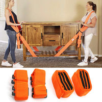 Big Furniture Lifting Moving Strap Transport Belt Wrist Strap Furniture Mover Carry Rope|Home Office Storage| |  -