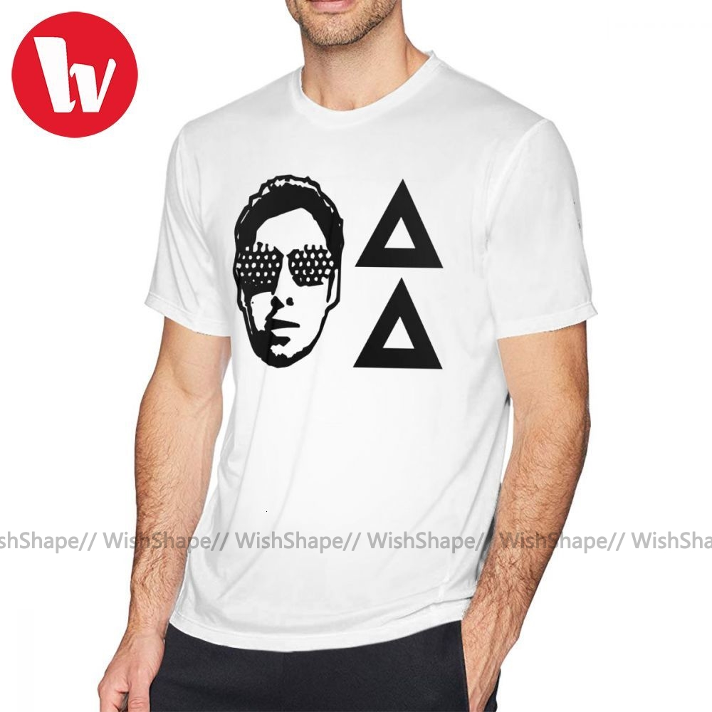 """S 7XL NEW T-SHIRT /"""" HARDWELL Spaceman /"""" DTG PRINTED TEE"""
