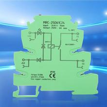 relay module MRC-25D61C24 PLC Electromagnetic Contact Interface Relay Module 6A NO board