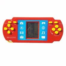 Тетрис игровая игрушка гоночный автомобиль 80 Классический Ностальгический Ручной игровой автомат Развивающие игрушки для детей