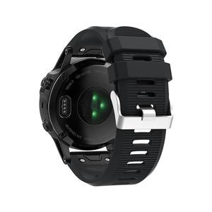 Image 5 - for QuickFit Band Garmin Fenix 6 6X 6S /5S 5X 5 Plus 3HR Silicone Strap Forerunner 945 935/Instinct Watchband 20mm 22mm 26mm