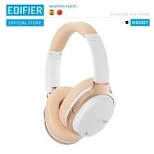 EDIFIER Auriculares inalámbricos con Bluetooth v4.1, dispositivo de audio con 95 horas de reproducción, aptX, códec NFC, W830BT