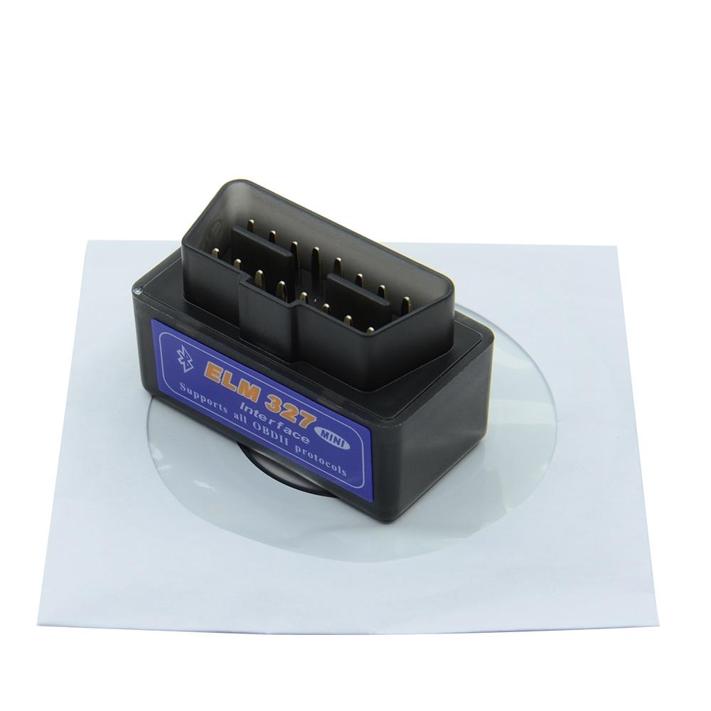 H0f8c729ec34e4c98a91c9275aab127e4d HOT!! OBD mini ELM327 Bluetooth OBD2 V2.1 Auto Scanner OBDII 2 Car ELM 327 Tester Diagnostic Tool for Android Windows Symbian