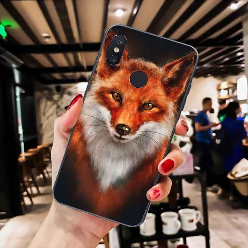 Babaite Hewan Rubah Di Wild Wood Phone Case untuk Xiaomi MI5 6 A1 A2 Lite Mi9 9SE Mi8lite 8explorer Pocophone F1