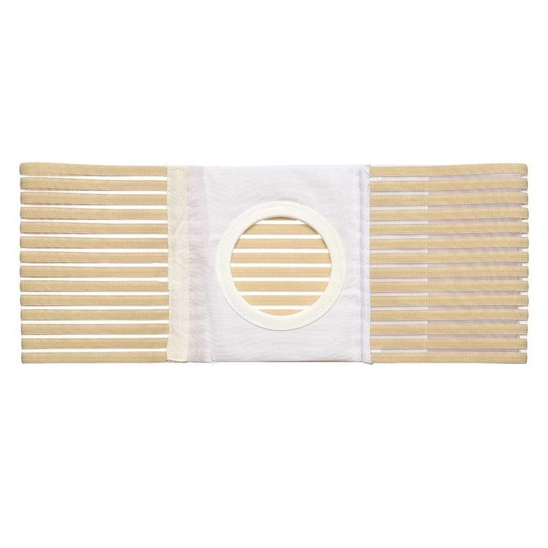 Abdominal Belt Brace Waist Support Wear On The Abdominal Stoma To Fix Bag Prevent Parastomal Hernia Back Brace, XL