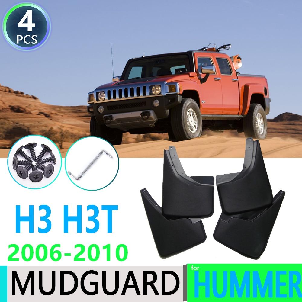 Для Hummer H3 H3T 2006 ~ 2010 2007 2008 2009 2010 автомобильное крыло брызговики Брызговики аксессуары для автомобиля