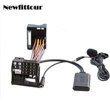 Car Bluetooth Audio Cable Adapter MIC For BMW MINIONE COOPER E39 E53 X5Z4 E85 E86 X3 E83 Radio