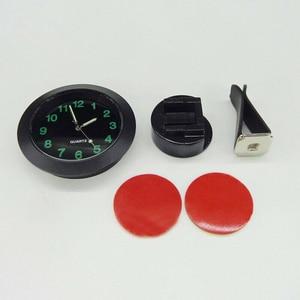 Автомобильные светящиеся часы с клипсой на вентиляционное отверстие для Dacia duster logan sandero stepway лодgy mcv 2|Дискодержатель|   | АлиЭкспресс