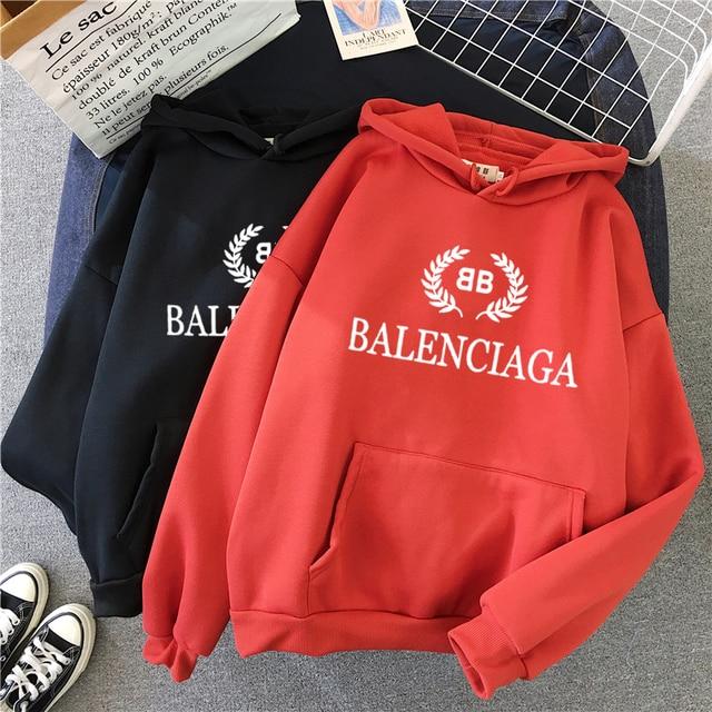 Spring Autumn 14 Colors HD Printing Sweatshirt Hoodies Cute Hip Hop Kawaii Harajuku Oversized Hoodie Womens Hoodies 3