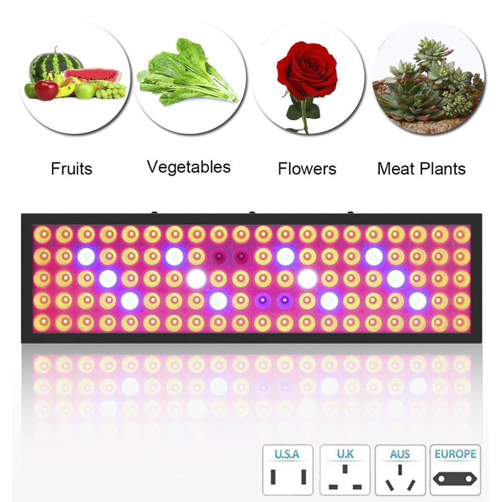 3000W LED Grow Light Hydroponic Full Spectrum Indoor Veg Plant Lamp Panel 3000W Grow Light LED Grow Light(China)
