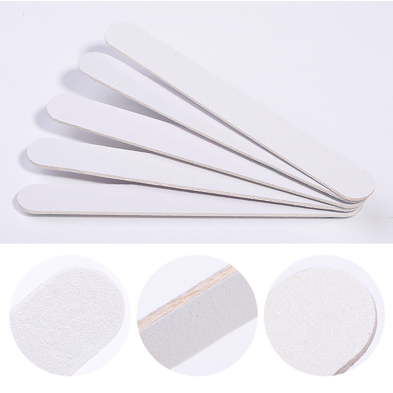 10/20/50 Pcs/Set Professional Nail File Sanding Buffer Buffing Tips Washable Sanding Grinding Polishing Pedicure Nail Art Tool