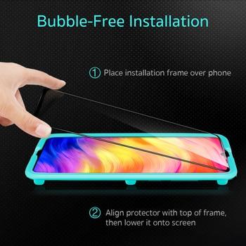 ESR Tempered Glass For Xiaomi 6 Redmi Note 7 Pro MIX 2 2S 3 Screen Protector HD Anti Blue-Ray Cover Protective Phone Film Xiami 4