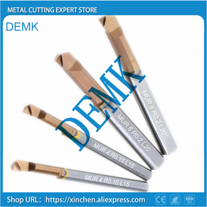MUR Boring Tool 3-8mm.boring Knife Overall Carbide Lathe Small Diameter Hole Tool,boring Solid Carbide Tools Small Bores CNC