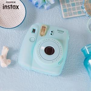 Fujifilm Instax Mini 9 instant camera mini9 (mini8 upgrade) Birthday gift Once Imaging Camera Send 10 sheets of photo paper
