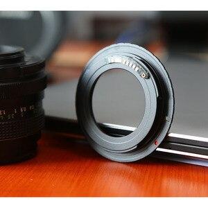 Image 5 - Mới Điện Tử 9 AF Xác Nhận M42 Gắn Bộ Chuyển Đổi Ống Kính Cho Canon EOS 5D Mark III 5D3 5D Mark II 5D2 6D 70D 80D 650D 750D 700D