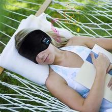 HOT Bluetooth Sleeping Eye Cover Music Headphones Headband Comfortable Eye Mask Shade Blindfold Reduce Insomnia Relaxation enjoy