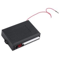 Uniwersalny alarm samochodowy systemów zestaw centralnego zamykania samochodu zamka drzwi system dostępu bezkluczykowy centralny zamek z pilotem