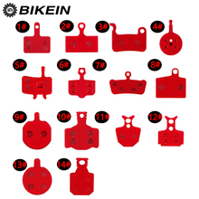 BIKEIN4 Pairs high quality MTB Bike Ceramics Disc brake Pad bicycle pads For ShimanoTEKTRO AVID Hayes ZOOM MAGURA FORMULA