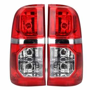 Hot Left/Right Tail Light Brake Lamp Taillight with Harness For Toyota Hilux 2005 2006 2007 2008 2009 2010 2011 2012 2013 2014 2